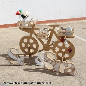 Bicicleta Candy Bar