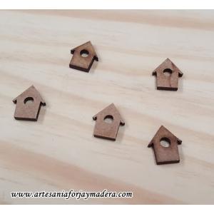 Mini Casita madera
