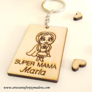Llavero Mama Heroina