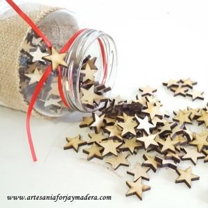Mini siluetas Estrella