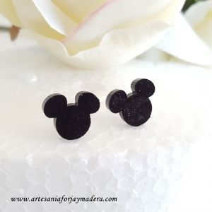 Pendientes Mickey N
