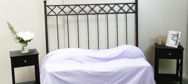 Dormitorio crucetas