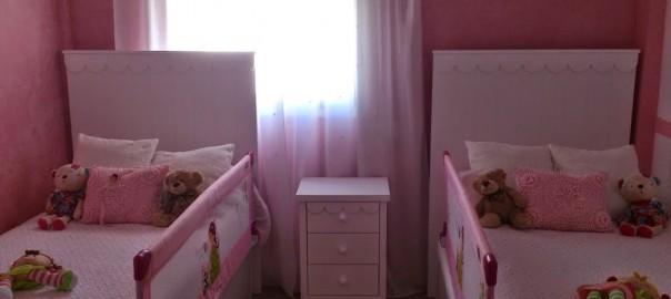 Dormitorio Blondas