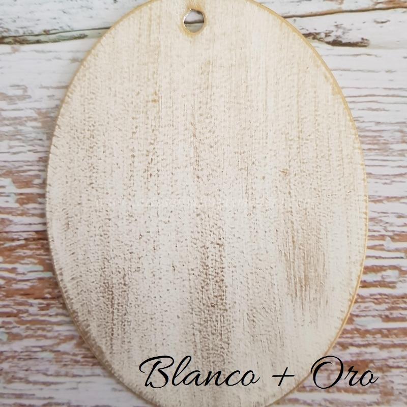 Blanco + Oro