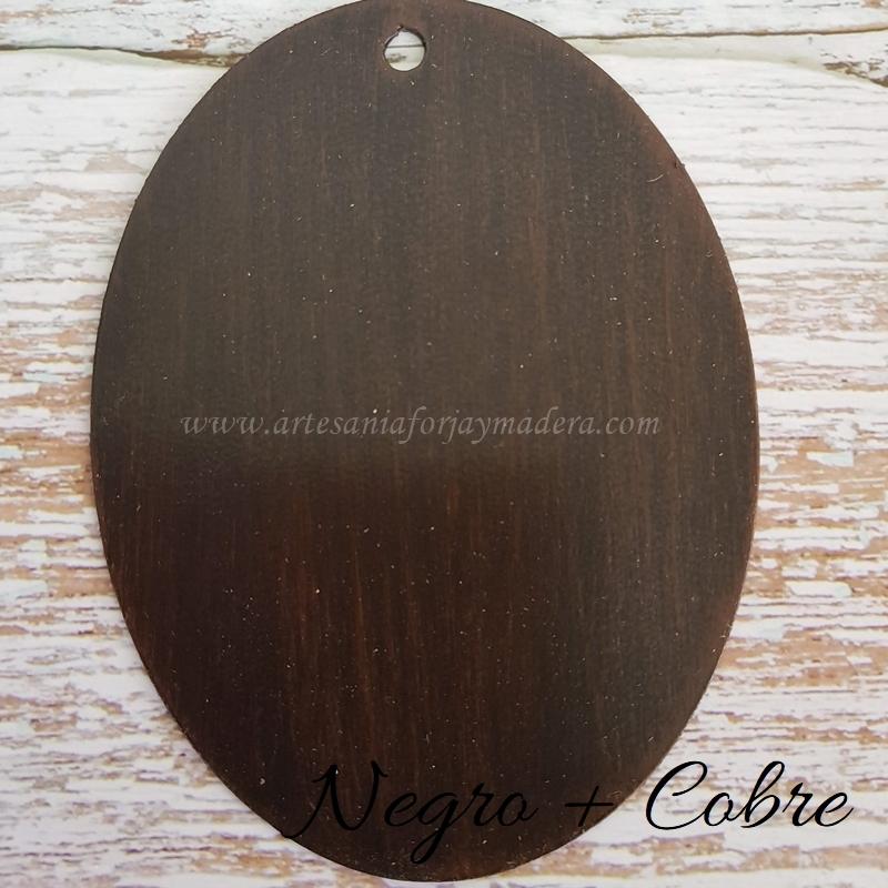 Negro + cobre