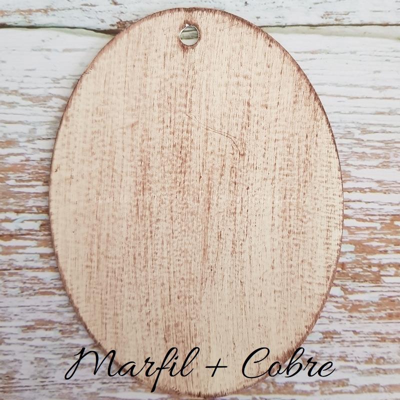 Marfil + Cobre