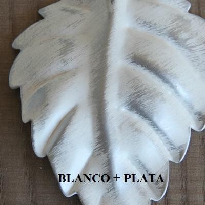 Blanco + Plata