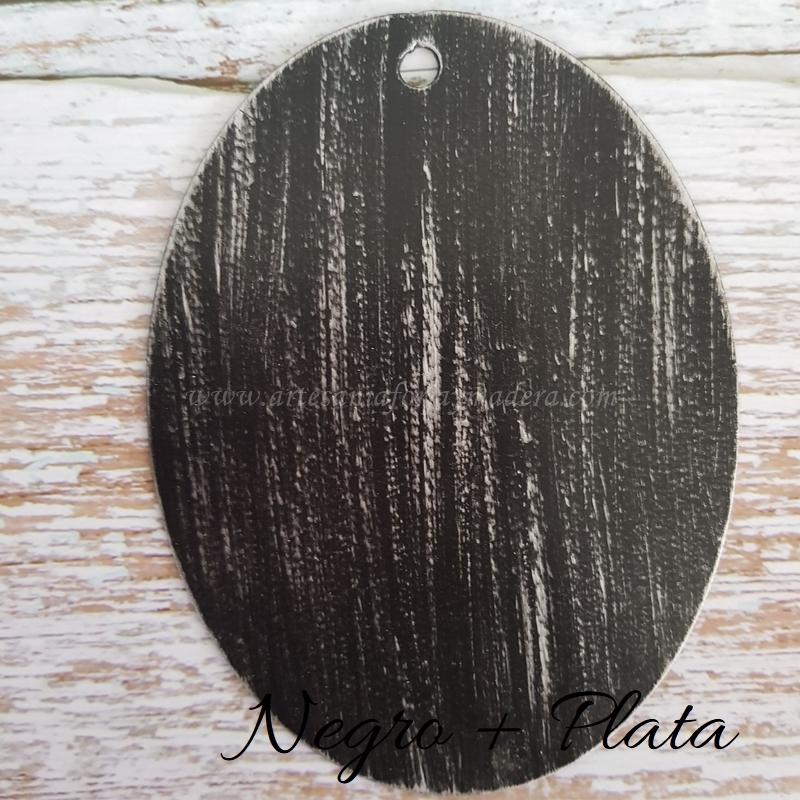 Negro + Plata