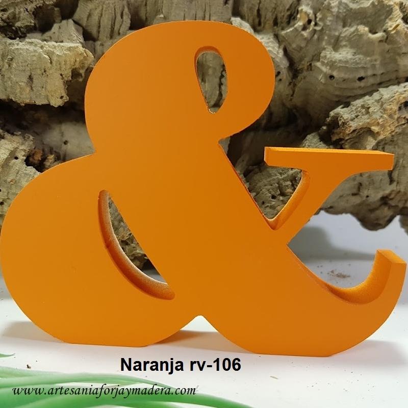 Naranja rv-106