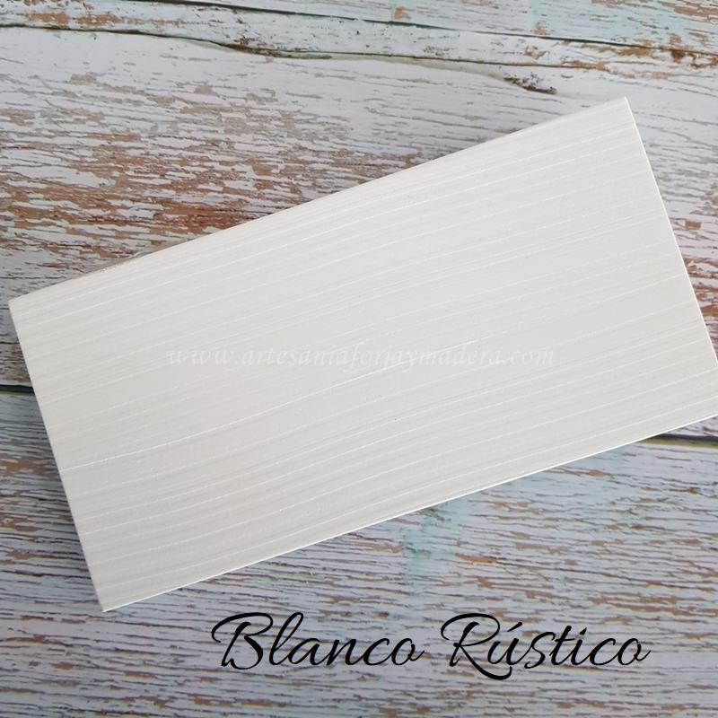 Blanco Rustico