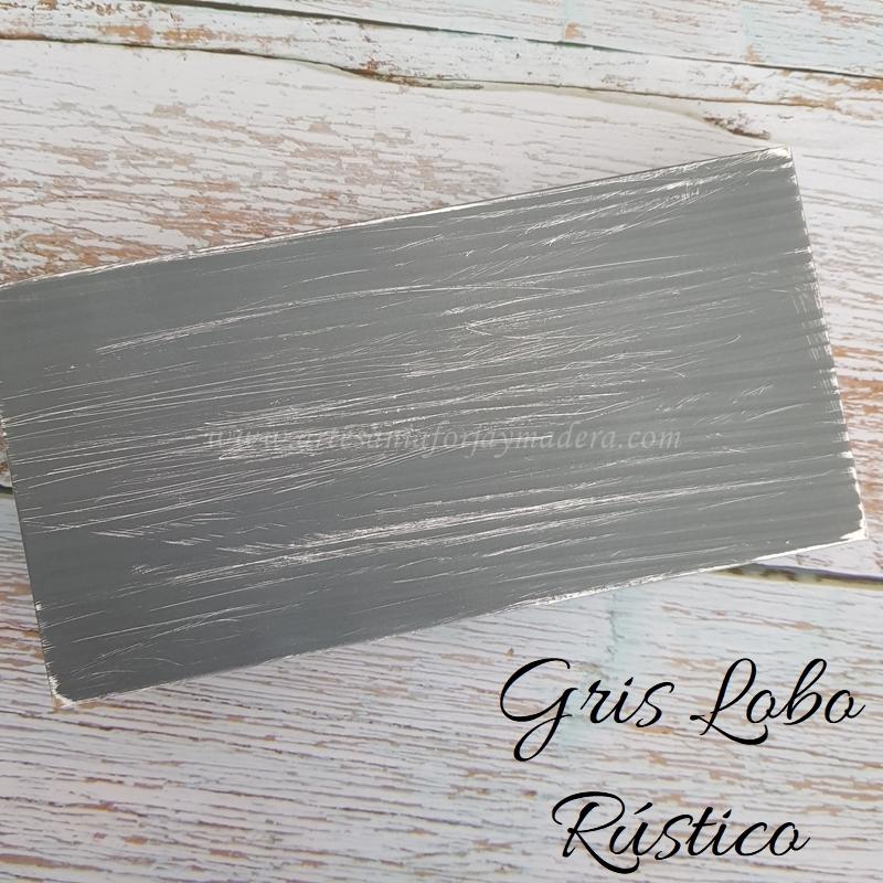 Gris Lobo Rustico